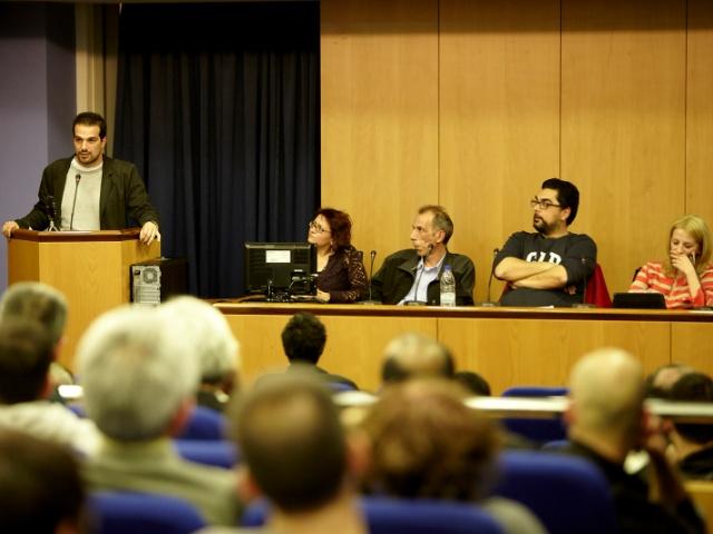 Γαβριήλ Σακελλαρίδης - Εκδήλωση για την ψηφιακή κοινότητα 2