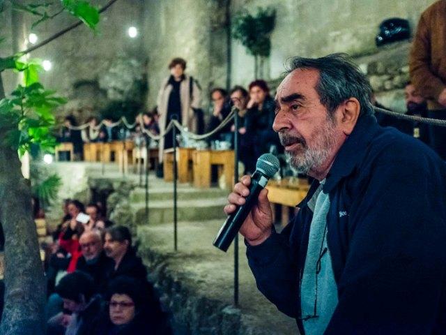 Γιώργος Βότσης - Εκδήλωση της Ανοιχτής Πόλης για τον πολιτισμό