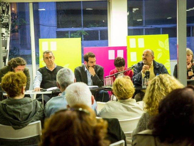 Εκδήλωση «Πόλη, αυτοδιοίκηση και εργασία: για ποιους και με ποιους δουλεύει ο Δήμος;»