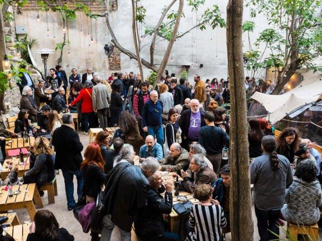 Πολλές και σημαντικές παρουσίες στην εκδήλωση της Ανοιχτής Πόλης για τον πολιτισμό