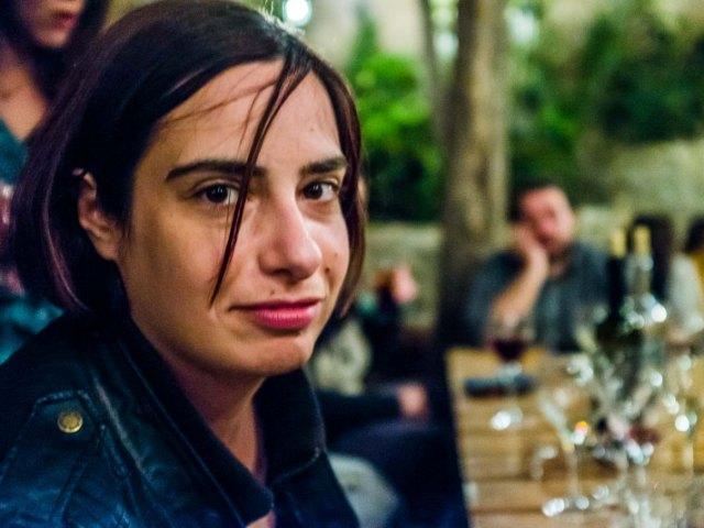 Ράνια Σβίγκου - Εκδήλωση της Ανοιχτής Πόλης για τον πολιτισμό