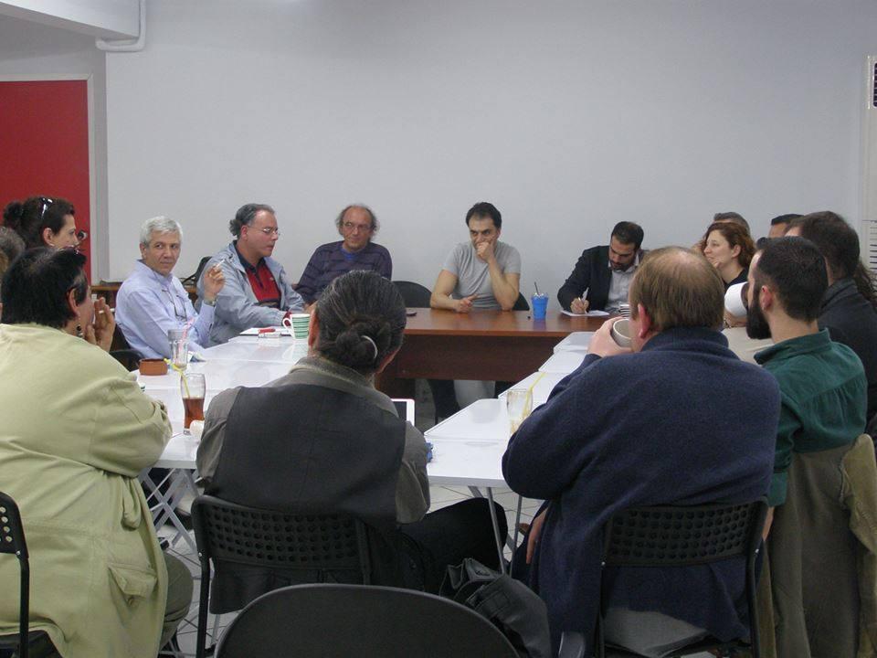 Ανακοίνωση της Ανοιχτής Πόλης μετά από συνάντηση με εκπροσώπους της ΛΟΑΤ κοινότητας