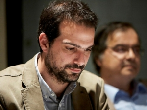 Γαβριήλ Σακελλαρίδης, ομιλία, Εκδήλωση, επιχειρηματικότητα, Ανοιχτή Πόλη