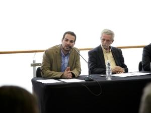 Γαβριήλ Σακελλαρίδης, Εκδήλωση, τουρισμός, ομιλία, Ανοιχτή Πόλη