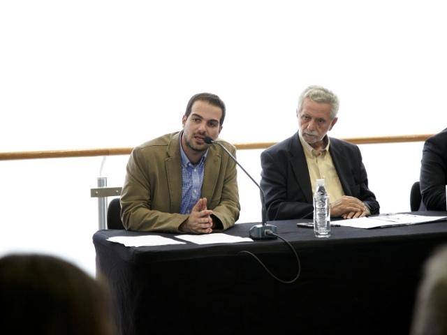 Ομιλία στην εκδήλωση με τίτλο:</br>«Τουρισμός και τοπική αυτοδιοίκηση σε Αθήνα και Πειραιά»