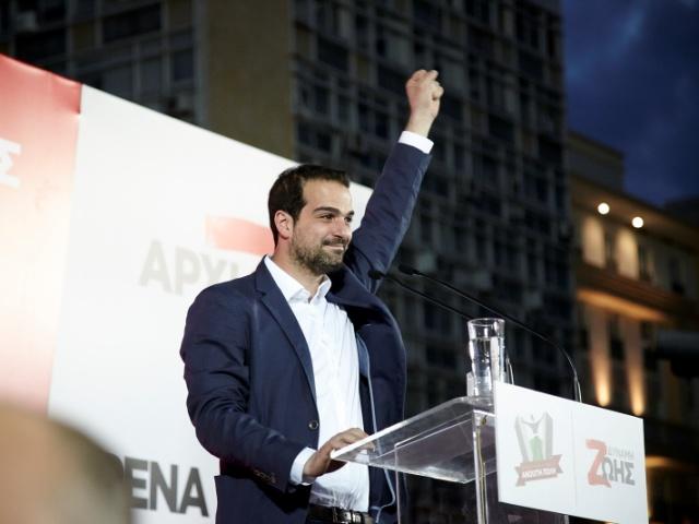 «Ούτε μια μέρα χαμένη. Αλλάζουμε την Αθήνα τώρα!»