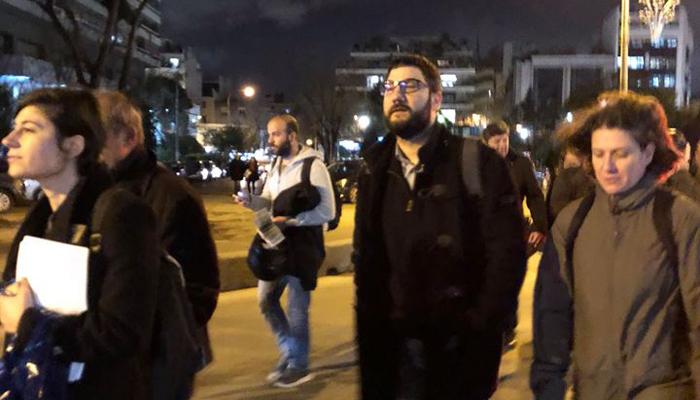 Ο Νάσος Ηλιόπουλος στο πλάι των κατοίκων για τη διάσωση του Γηροκομείου στο πάρκο ΚΑΠΑΨ (βίντεο)