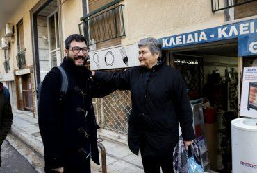 Νάσος Ηλιόπουλος: «Νιώθω την Αθήνα σπίτι μου, όχι λάφυρο»