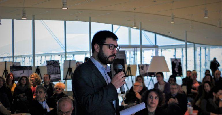 Ν. Ηλιόπουλος: Η καταπολέμηση του καρκίνου είναι μια υπόθεση που αφορά την καθημερινότητα της πόλης