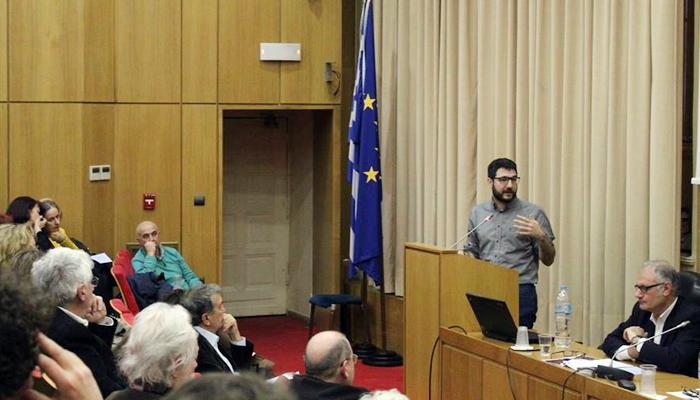 Το τρίπτυχο για τον χώρο του πολιτισμού στην Αθήνα