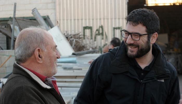 Νάσος Ηλιόπουλος: Η στήριξη σε όλους αυτούς που κρατάνε την Αθήνα στα πόδια της είναι κάτι παραπάνω από δέσμευση
