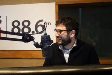 Νάσος Ηλιόπουλος: Στόχος μου να είμαι ο επόμενος δήμαρχος Αθηναίων