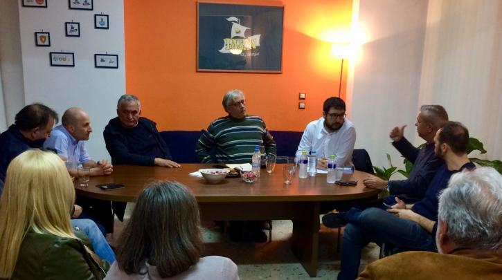 Εγκατάλειψη του ερασιτεχνικού αθλητισμού από τον Δήμο καταγγέλλουν τα αθλητικά σωματεία της Αθήνας