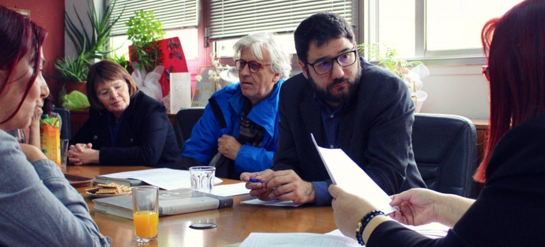 Ν. Ηλιόπουλος: Το βρεφοκομείο είναι στον πυρήνα τού τι προσφέρει μια πόλη στους ανθρώπους της