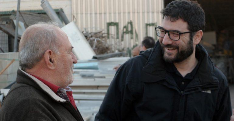 N. Ηλιόπουλος: Θα ενισχύσουμε τη Διεύθυνση Τεχνικών Υπηρεσιών και Έργων του Δήμου Αθηναίων