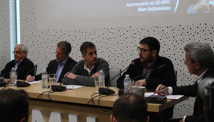 «Πρώτο μέλημά μου μια ασφαλής και φιλόξενη Αθήνα»: Ο Νάσος Ηλιόπουλος σε ραδιοφωνικό debate στον REAL FM
