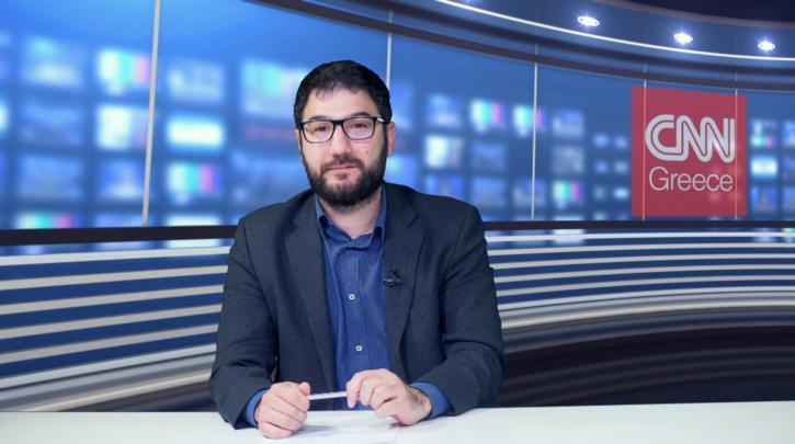 Νάσος Ηλιόπουλος: Αν χρειαστεί θα συγκρουστώ και με το κόμμα μου για το καλό της Αθήνας