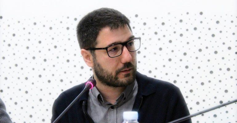 Ν. Ηλιόπουλος: Οικονομικά συμφέροντα με φόντο μεγάλα παιχνίδια real estate στα Εξάρχεια
