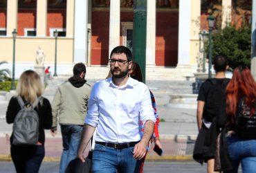 Νάσος Ηλιόπουλος: Μπούχτισαν οι πολίτες με την ιδιότυπη αριστοκρατία των μεγάλων πολιτικών οικογενειών
