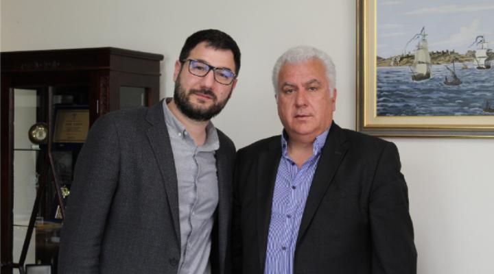 Ν. Ηλιόπουλος: Παράγουμε και επιχειρούμε από την αρχή σημαίνει σεβασμός στο περιβάλλον