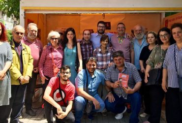 Στις γειτονιές ο Νάσος Ηλιόπουλος: «Προτεραιότητα να δοθεί ζωή σε όλες τις γωνιές της Αθήνας»