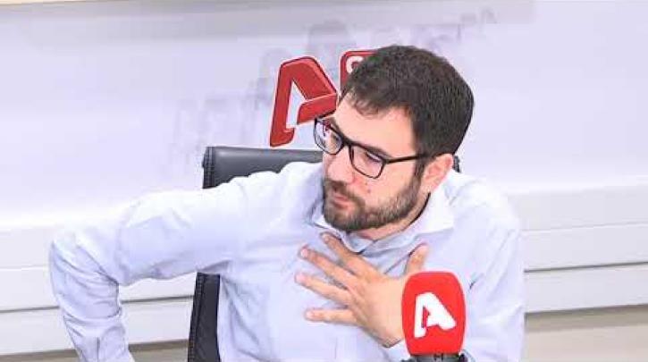 Νάσος Ηλιόπουλος: Η Αθήνα χρειάζεται μια δημοτική αρχή για τις γειτονιές της – όχι για τη βιτρίνα