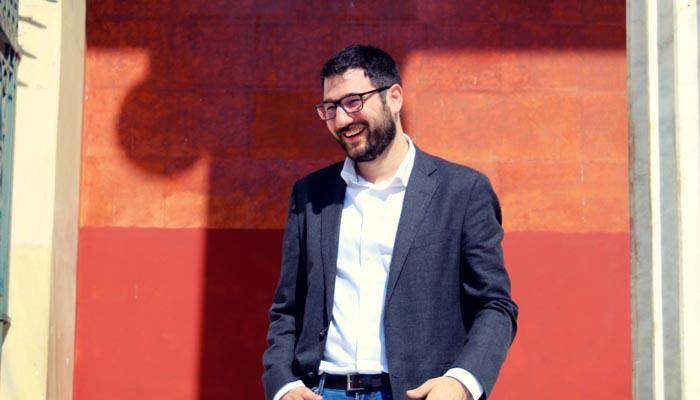 Νάσος Ηλιόπουλος: H Αθήνα ως φυτώριο ιδεών, παραγωγής και εργασίας