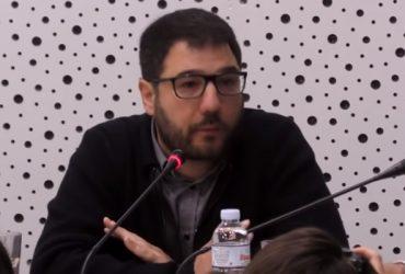 Ο Νάσος Ηλιόπουλος στο Κόκκινο 105,5: Ο Άδωνις ενοχοποιεί την κοινωνία με πολιτικές χυδαιότητες