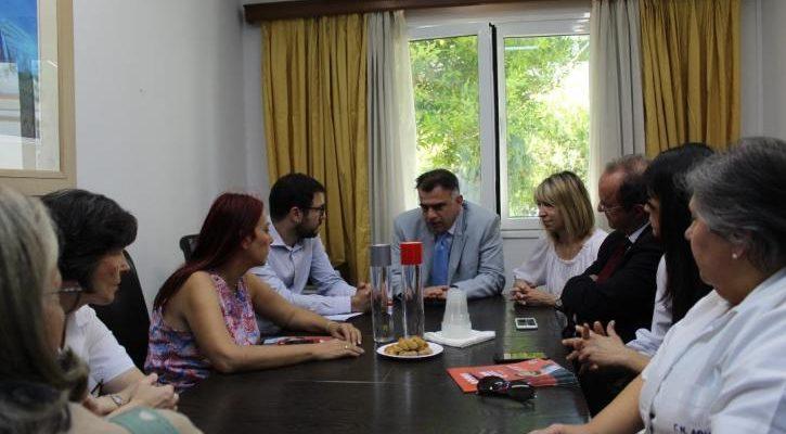 """Ν. Ηλιόπουλος: «Ο Δήμος Αθηναίων να γίνει αρωγός στο πολύτιμο έργο του """"Ελπίς""""»"""