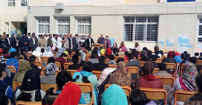 Η Ανοιχτή Πόλη για την αναστολή λειτουργίας του σχολείου της Πακιστανικής κοινότητας