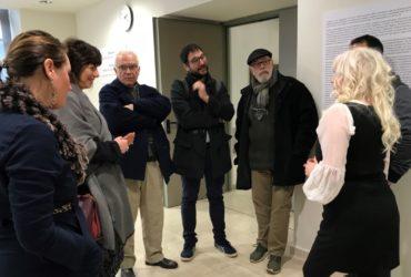 Διάλογος για τον πολιτισμό: Επίσκεψη της Ανοιχτής Πόλης στη Δημοτική Πινακοθήκη