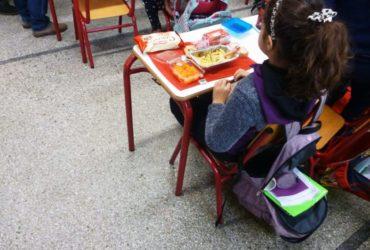 Υπερψήφιση πρότασης της Ανοιχτής Πόλης για τα σχολικά γεύματα