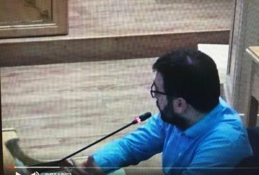 Τοποθέτηση του Νάσου Ηλιόπουλου στο δημοτικό συμβούλιο της 9ης Μαρτίου: Εθνικός Κήπος ΑΕ, τοποθετήσεις διευθυντών/προϊσταμένων, αστυνομική βία, προσφυγικό