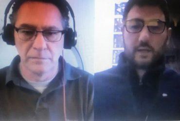 Συζήτηση του Νάσου Ηλιόπουλου με τον Κ. Αρβανίτη στο Παρατηρητήριο-Covid19