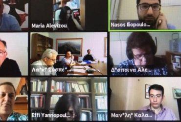 Ζητήματα που έθεσε η Ανοιχτή Πόλη στο Δημοτικό Συμβούλιο του Δήμου Αθηναίων της 18ης Μαΐου