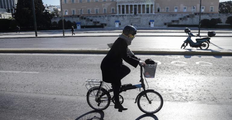 Σχόλιο για τις κυκλοφοριακές ρυθμίσεις στο κέντρο που εισηγήθηκε η δημοτική αρχή
