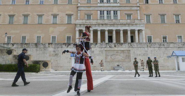 Μια λευκή χρονιά για να ξεπεραστεί η μαύρη χρονιά στον πολιτισμό: Η Ανοιχτή Πόλη προτείνει μια σειρά δράσεων για το χώρο του σύγχρονου πολιτισμού