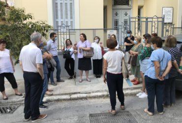 Διαβούλευση με τους κατοίκους για την Οικία Λέλας Καραγιάννη