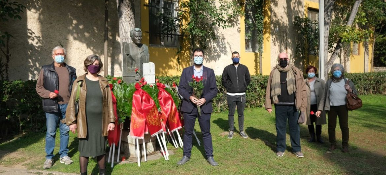 Η Ανοιχτή Πόλη τιμά την 47η επέτειο της εξέγερσης του Πολυτεχνείου