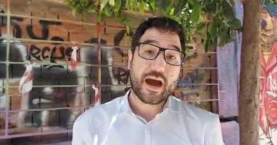 """Μήνυση της Ανοιχτής Πόλης και αναστολή των εργασιών σφράγισης του """"Εμπρός"""" (video)"""