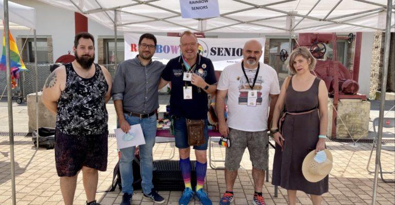 Η Ανοιχτή Πόλη στο Athens Pride 2021